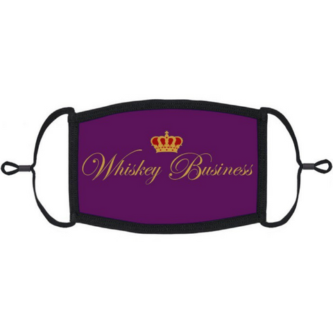 Whiskey Business Face Mask (Each)