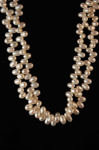Pearl Necklace 6-7mm Double Strand (Each)