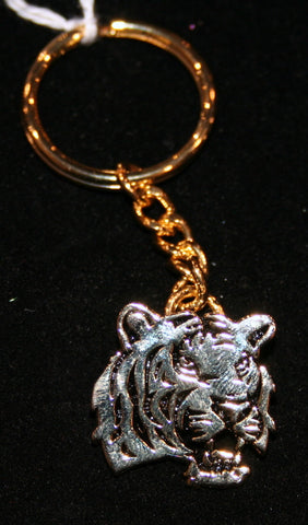 Gold Tiger Key Chain (Each)