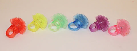 LED Pineneedle Ring - Assorted Colors