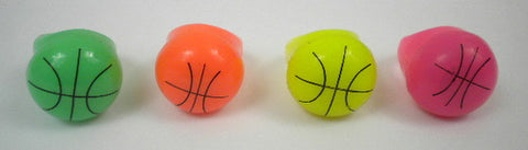 LED Basketball Ring - Assorted Colors