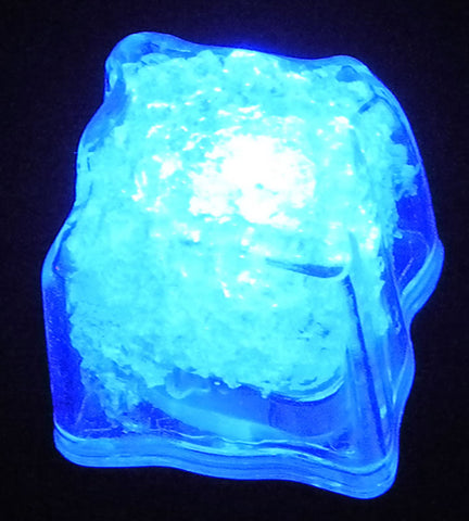 LED Blue Ice Cube