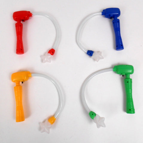 LED Spinning Wand with Ball - Assorted Colors