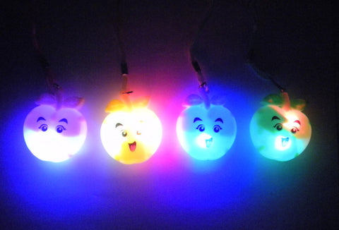 LED Apple Necklace