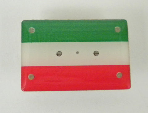 LED Green, White and Red Magnetic Pin