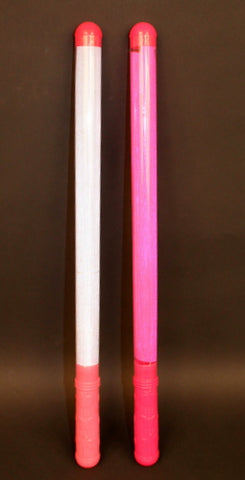 LED Wand 46cm with 4 Lights - Assorted Colors