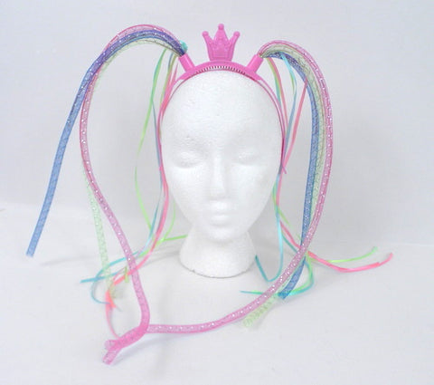 LED Multicolor Noodle Head Bopper (Each)