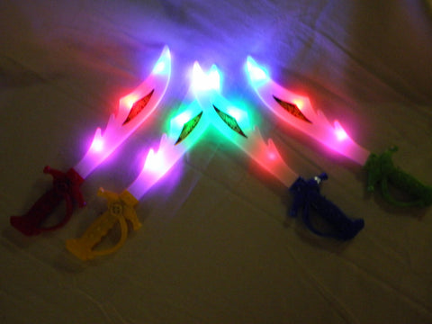 LED Sword - Assorted Colors