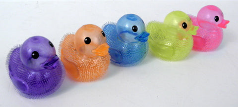 LED Duck - Assorted Colors (Dozen)