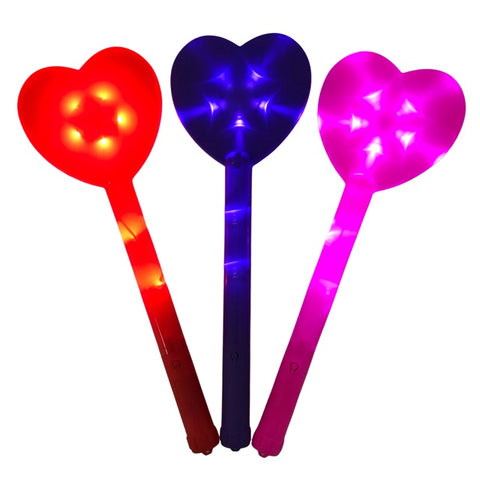 Heart Wand - 3 Assorted Colors (Each)