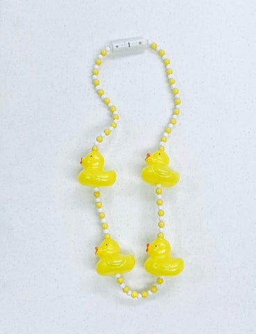 "42"" LED Duck Necklace (Each)"