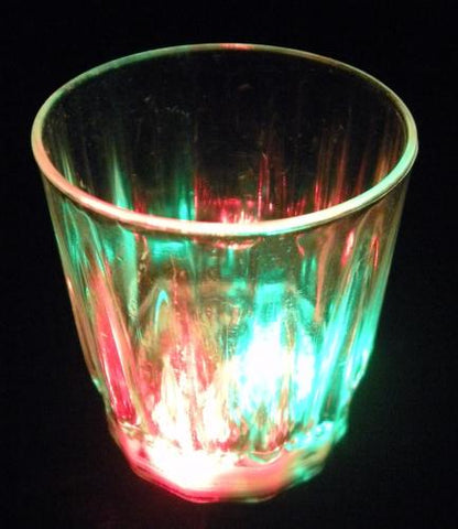 LED Shot Glass with Multicolor Lights