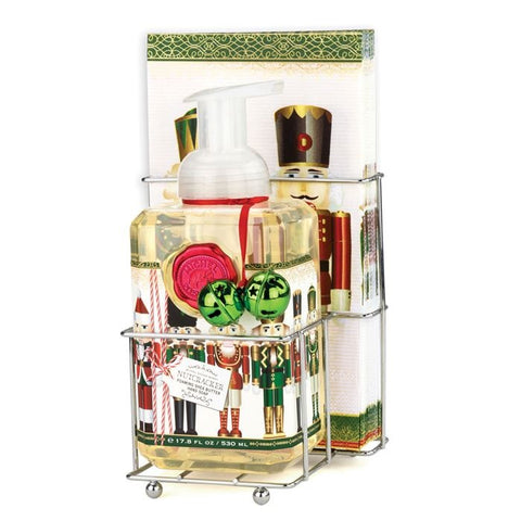 Nutcracker Foaming Soap Napkin Set (Each)