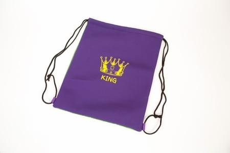 Purple King Neoprene Backpack (Each)