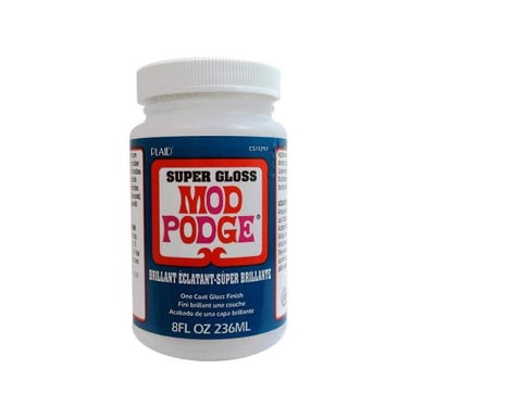 Mod Podge Thick Gloss 8oz (Each)