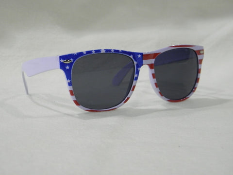 USA Flag Sunglasses (Each)