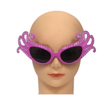 Hot Pink Cateye Sunglasses (Each)