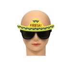Fiesta Sombrero Sunglasses (Each)