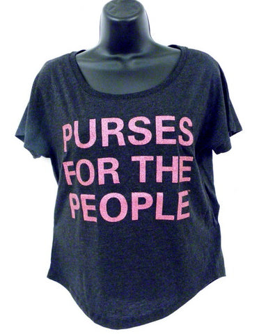 Purses for the People Tee (Each)
