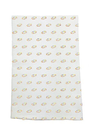 King Cake Kitchen Towel (Each)