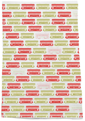 Streetcar Kitchen Towel (Each)