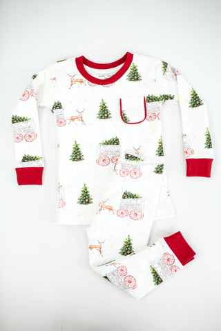 Roman Candy Christmas Pajamas (Each)