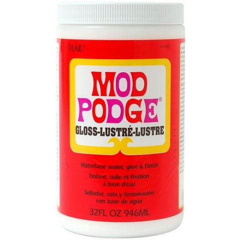 Mod Podge Gloss 32oz (Each)