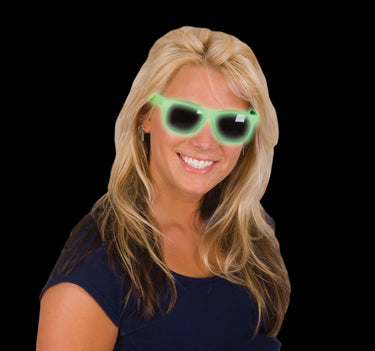 Glow In The Dark Sunglasses (Each)