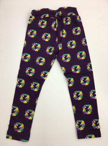 Children's King Cake Leggings (Each)