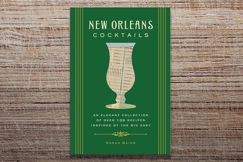 New Orleans Cocktails Book (Each)