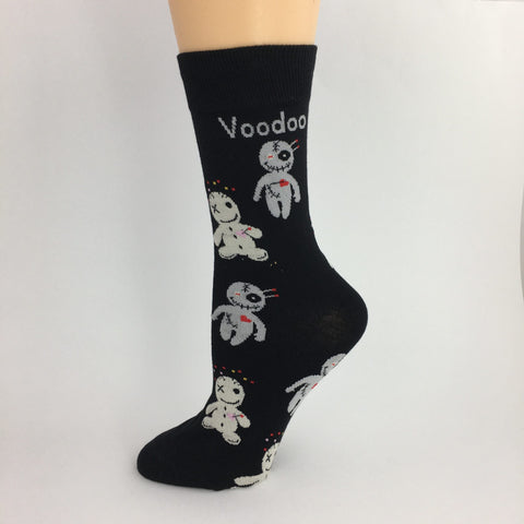 Voodoo Doll Socks (Pair)