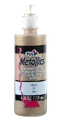 4oz Metallic Paint - Gold (Each)