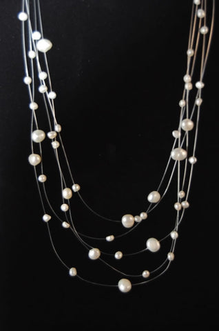 Pearl Necklace Floating (Each)