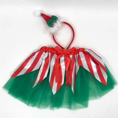 Elf Tutu Set Child's Size (Each)