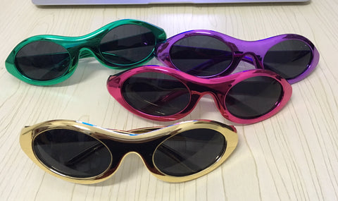Multicolored Party Sunglasses (Dozen)