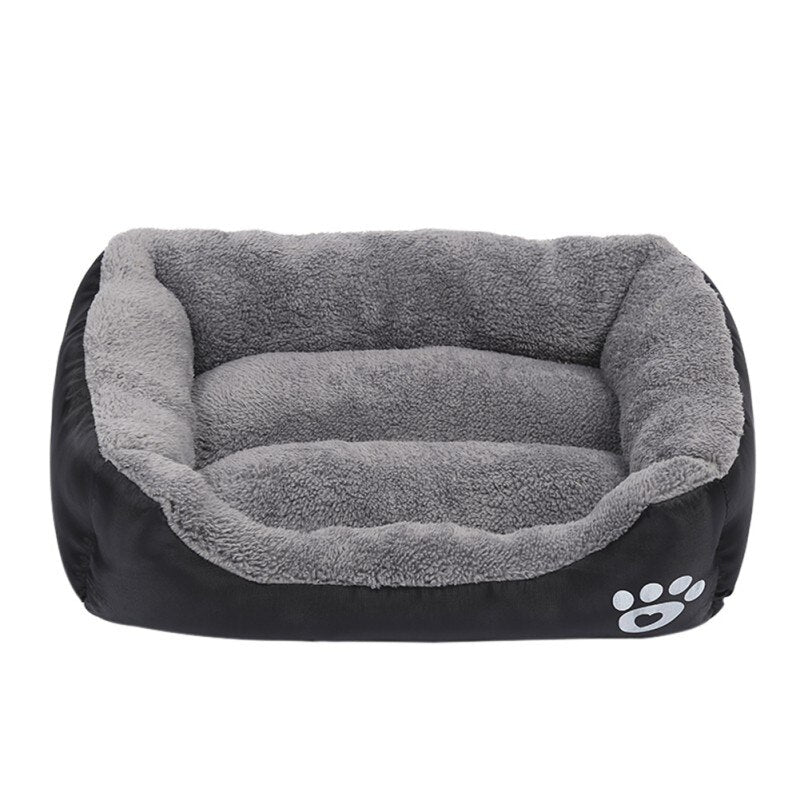 Warm and Cozy Small to Large Dog Bed - bcool pets