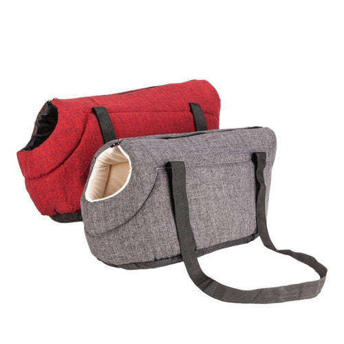 Stylish Pet Carrier Handbag for Small Dogs and Cats - bcool pets