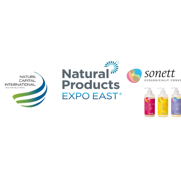 Sonett at Natural Products Expo East 2019