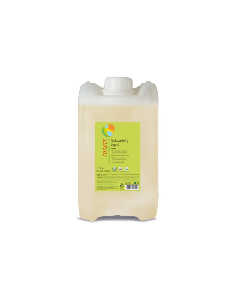 Dishwashing Liquid Lemon 2.6 gal/ 10L