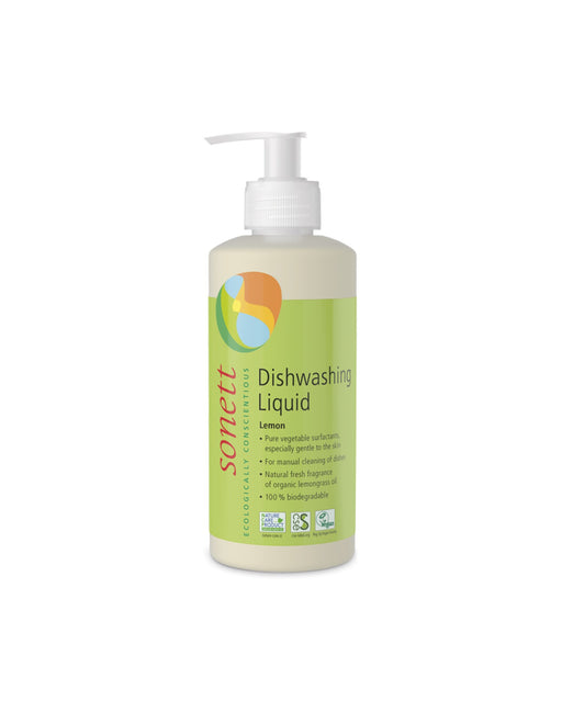 Dishwashing Liquid Lemon (10 fl.oz/ 300 ml)