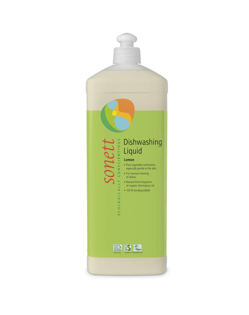 Dishwashing Liquid Lemon (34 fl.oz / 1L)