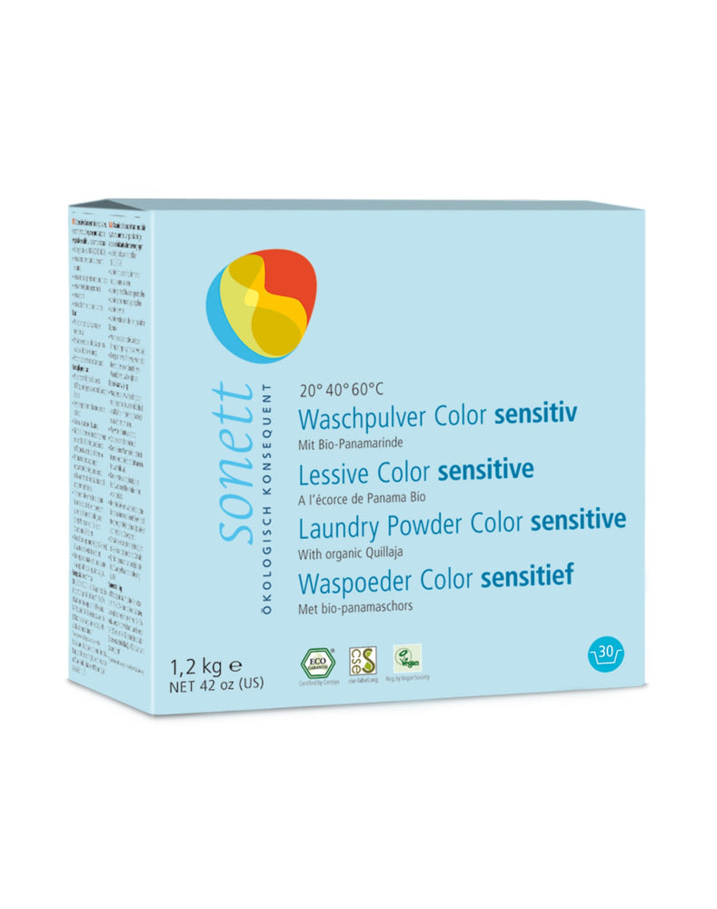 Laundry Powder Sensitive for Colors (42 fl.oz/1.2kg)