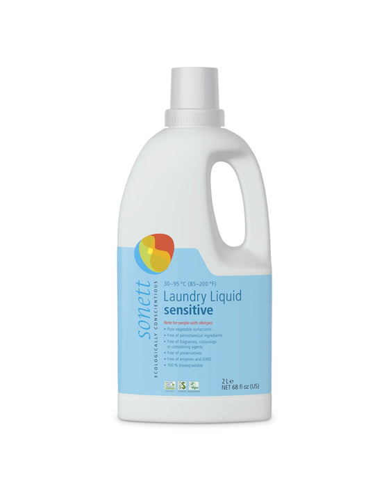 Laundry Liquid Sensitive 68 fl.oz / 2L