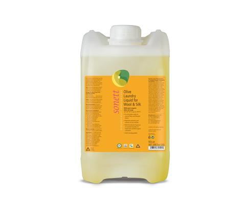 Olive Laundry Liquid for Wool and Silk (2.6 gal/10L)