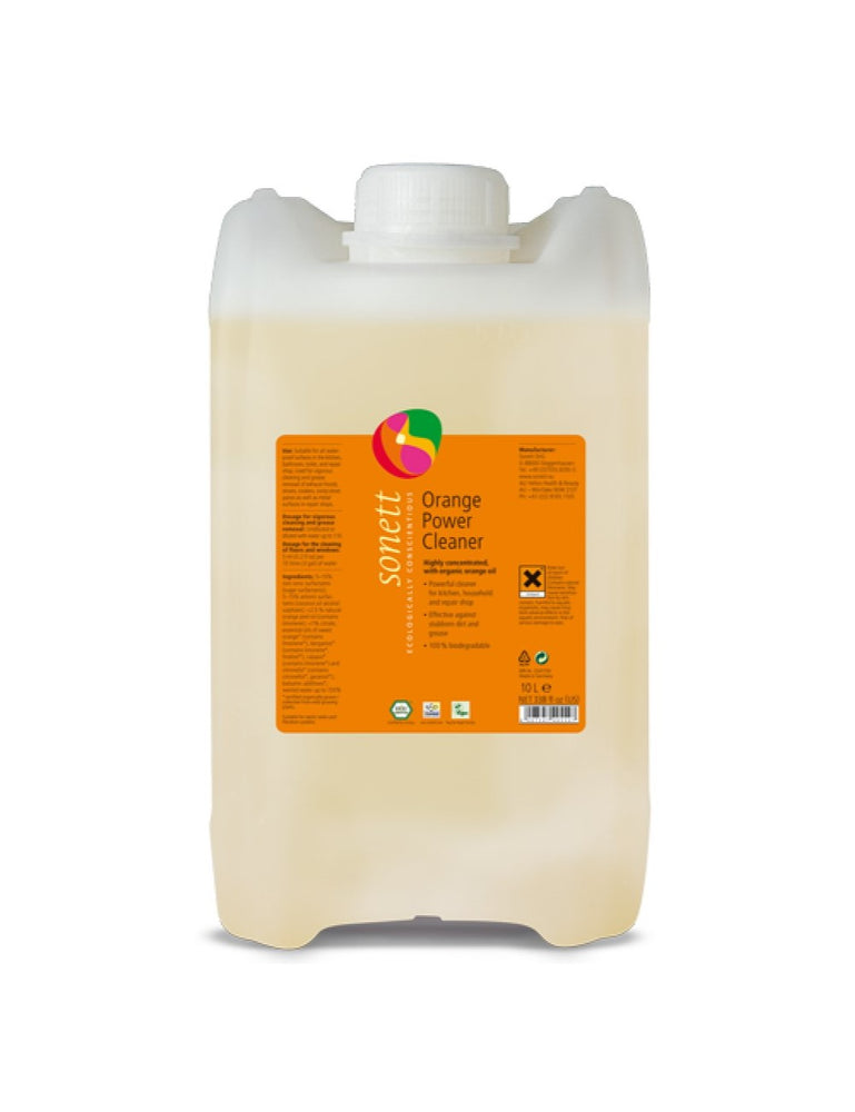 Orange Universal Power Cleaner (2.6 gal/10L)