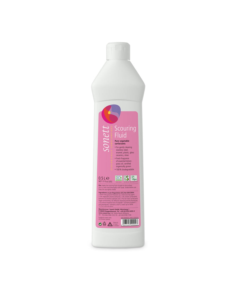 Scouring Fluid 17 fl.oz/ 500ml
