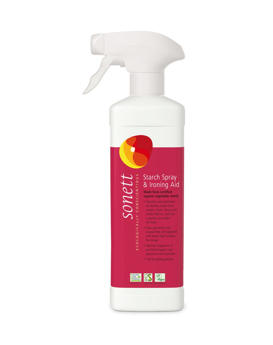 Starch Spray and Ironing Aid 17 fl.oz/ 500ml