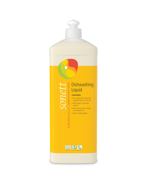 Dishwashing Liquid Calendula 34 fl.oz/1L