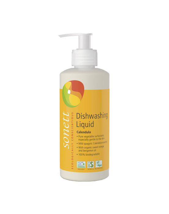 Dishwashing Liquid Calendula 10 fl. oz/ 300ml