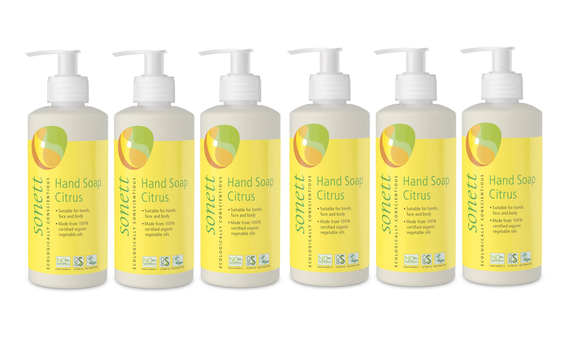 Hand Soap Citrus (10 fl.oz/300 ml)